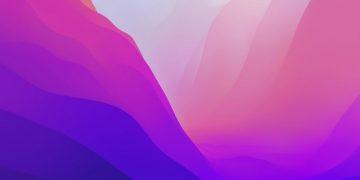 Wallpapers de macOS - Monterey