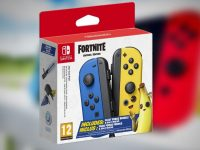 Great opportunity with the official Fortnite Joy-Con for Switch: while they sweep and rise in price in stores, they are on sale on Amazon