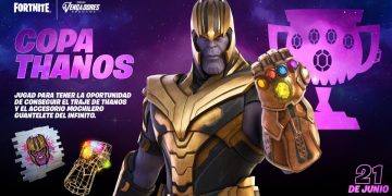 Thanos returns to Fortnite during the Thanos Cup, and his skin will be on sale soon