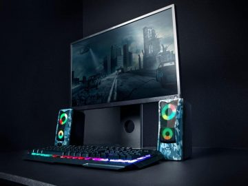 These PC speakers with RGB lights now have a Prime Day-proof price, for only 18 euros