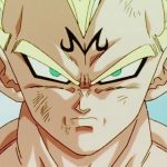 Dragon Ball - Majin Vegeta Super Saiyan 3 is totally official and was created by Toyotaro