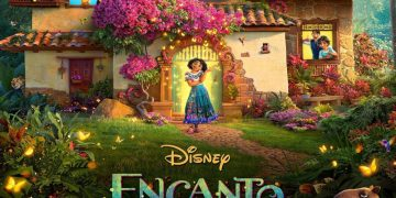 Encanto Disney pelicula animación cine