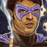 Fernando Morientes joins FIFA 22 within Heroes of FUT as a superhero from the comics