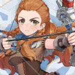 Genshin Impact announces Horizon Zero Dawn's Aloy as new character in collaboration with PlayStation