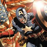 Marvel reunites its new versions of Captain America in a spectacular cover