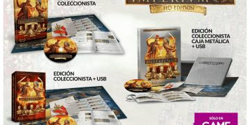 Pre-order the collector's editions of IMPERIVM RTC - HD EDITION exclusively from GAME stores to relive the great strategy classic