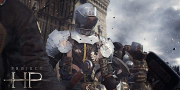 Project HP, the promising AAA of medieval fighting, reveals its first gameplay in an impressive trailer