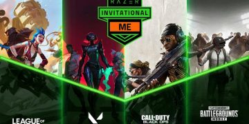Razer Invitational Announces Next World Tour Stop in the Middle East