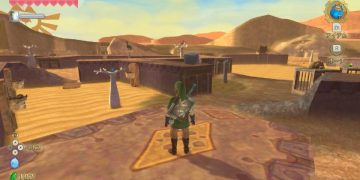 Step-by-step guide The Legend of Zelda Skyward Sword HD (10): Lanayru Refinery - Part 2 and Morgrad