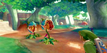 Step-by-step guide The Legend of Zelda Skyward Sword HD (13): Judgment of the Forest Spirit