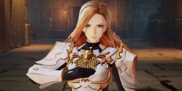 Tales of Arise shows Kisara with introductory and introductory trailer