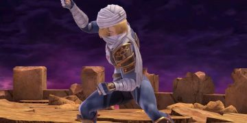 The canceled Zelda starring Sheik is seen in arts shared by a former Retro Studios designer