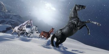 The horses in Red Dead Online have gone wild after the latest big game update