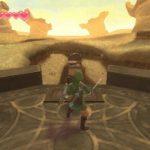 The Legend of Zelda Skyward Sword - 05.2.  Lanayru Desert