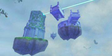 The Legend of Zelda Skyward Sword - 06.1.  Island of Songs