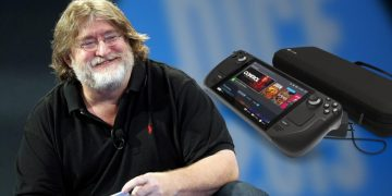 """Valve President Gabe Newell on Steam Deck Pricing: """"We're in for the long haul"""""""