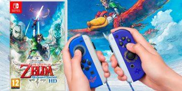 Zelda 35th Anniversary Contest: Prove you're the saga's biggest fan and win a Zelda Skyward Sword HD Edition Joy-Con!