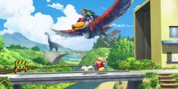 Zelda Skyward Sword HD and Crayon Shin-chan for Nintendo Switch make their debut in Japan