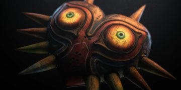 A fan of Majora's Mask creates amazing figures with a 3D printer