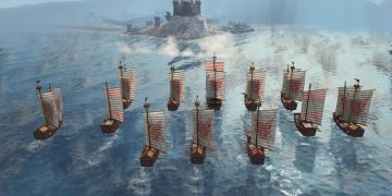 Age of Empires IV publishes a new trailer revealing what their naval battles will be like