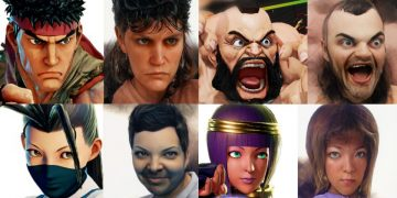 An AI turns Street Fighter characters into flesh and blood people and the results are ... terrifying