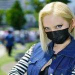 Dragon Ball Z - Monster, the award-winning Japanese artist who sweeps her cosplay of Number 18