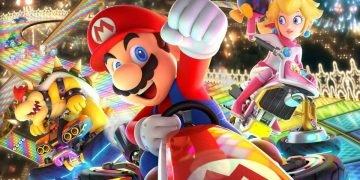Mario Kart 8 Deluxe and GTA V Conquer UK's Best-Selling Games List, with Hades Re-Releasing in the Top 10