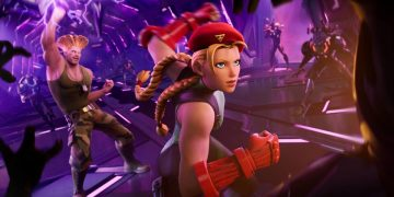 New collaboration between Fortnite and Street Fighter: Cammy and Guile will have skin in the battle royale