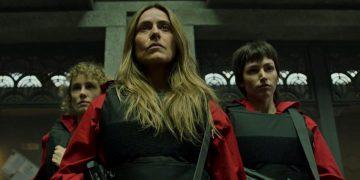 New trailer for La casa de papel Part 5, whose first volume arrives on Netflix on September 3