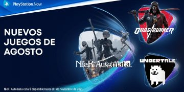 Nier Automata, Ghostrunner and Undertale are the new games available on PS Now