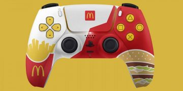 Sony blocks McDonald's promotion for using custom PS5 controllers