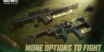 The best weapons of season 6 of Call of Duty Mobile