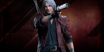 The spectacular figure of Dante in Devil May Cry 5 that has a price that will take your breath away