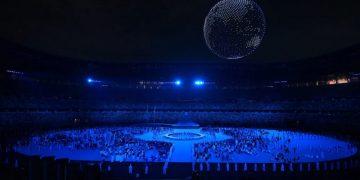 Ceremonia JJOO Tokio 2020