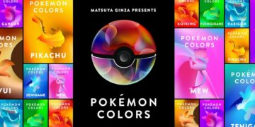 This is Pokémon Colors, the original interactive exhibition in Japan
