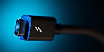 Thunderbolt 5 80 Gbps