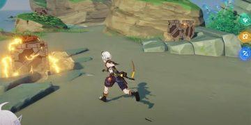 Where are the Ruin Sentinels in Genshin Impact (Inazuma locations)