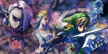 Zelda: Skyward Sword HD, FIFA 21 and F1 2021 lead GAME's best-selling games of July 2021