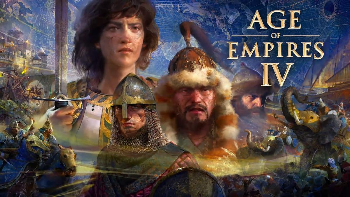Age of Empires IV will host a new free trial open this weekend