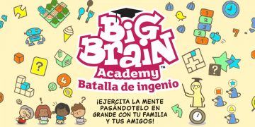 Big Brain Academy: Battle of Wits will put you to the test on December 3 on Nintendo Switch