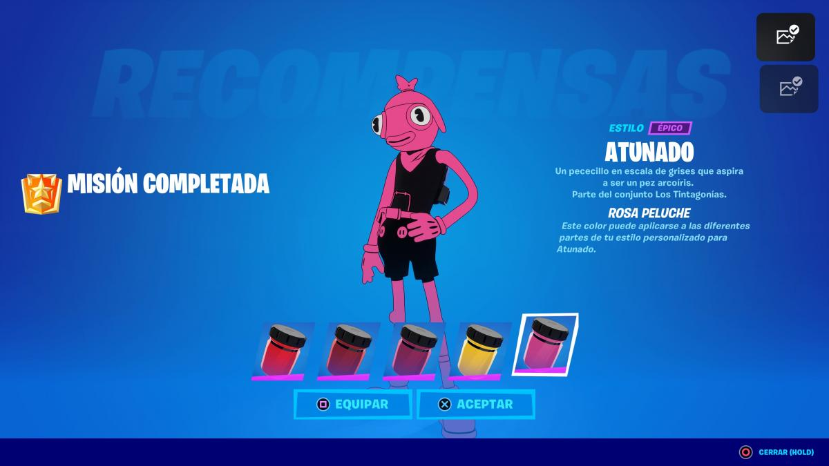 Color jars in Fortnite season 8: where to find them all to unlock Tuna styles