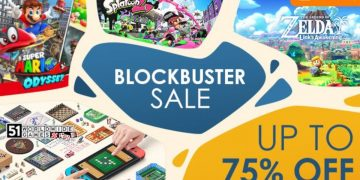 Deals on Switch: more than 300 games with discounts of up to 75%, including Mario Odyssey, Zelda Link's Awakening, The Witcher 3 ...