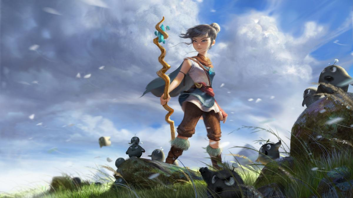 Ember Lab talks about the design and animation of Kena Bridge of Spirits, the beautiful adventure that finally comes out next week