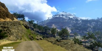 First look at the new tropical map of Call of Duty Warzone based on Vanguard