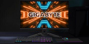 GIGABYTE M32U amplía su familia de monitores gaming al 4K 30