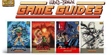 Kickstarter of beautiful hand-drawn manuals for Zelda and other classic games canceled for legal reasons