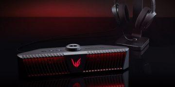 LG UltraGear GP9 Altavoz portátil Gaming