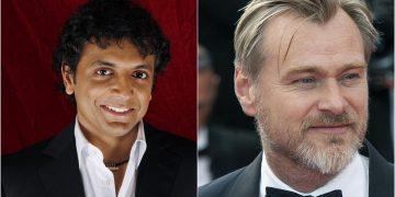 M. Night Shyamalan welcomes Christopher Nolan to Universal after leaving Warner