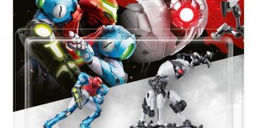 Metroid Dread Double Amiibo Pack Delayed Until After Game Launch