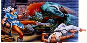 Mick McGinty, legendary illustrator of video games in the West like Street Fighter II and Streets of Rage 2 and 3, dies